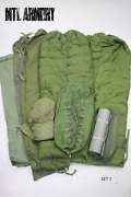 Canadian Forces 8 Pcs Sleeping Bag System Canada Army