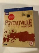 Psychoville Series 1 And 2 Blu-ray, 2011 Limited To Certain Players See Desc.