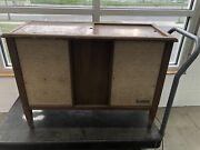 Zenith Sk2450t Vintage Record Player/radio Console