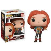 The Witchers 3 Triss Yennefer 153 Funko Pop Action Figure Toys Xmas Gift