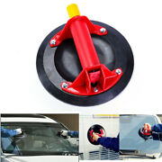 8 Inch Vacuum Suction Cup With Metal Handle For Graniteandglass Lifting Heavy Duty