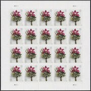 200 Pcs Usps Forever Contemporary Boutonniere Flower 2020 Us Postage Stamp