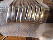 Taylormade Tour Preferred Tp 3-pw Irons/rifle 5.0 Shafts/+1/dri-tac Mid Grips