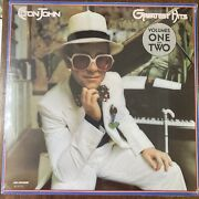 New Elton John Greatest Hits Volumes One And Two Vinyl Lp Club Edition Sealed