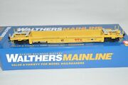 Ho Scale Walthers Trailer Train Ttx Dttx 40' Thrall Containers Well Car 55585