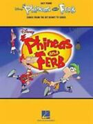 Phineas And Ferb Songs From The Hit Disney Tv Series Various Acceptable Book