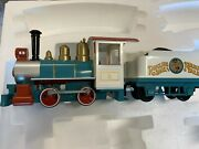 Bachmann G Scale 0-4-0 Engine And Tender Lil Big Hauler Ringling Bros Circus New