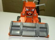Disney Pixar Cars Frank The Combine Chase And Change Harvester With Bin