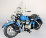 No Restocking Schedule Danbury Mint 1948 Indian Chief 348 1/10 Motorcycle With