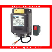 Blue Sea Ml-series Remote Battery Switch Manual Control 24v Dc 7702