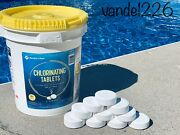 Members Mark 3 Chlorine Tablets Pool 10 Per Order5 Lbs. Same Day Shipping New