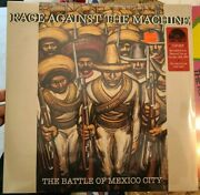 Rage Against The Machine Battle Of Mexico City Live 2lp Record Store Day Sweet