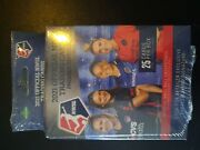 2021 Official Nwsl Teading Cards Premier Edition 25 Cards Per Box Sealed