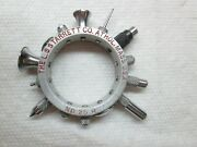Vintage L.s. Starrett Co. No 25r Dial Indicator Contact Points And Ring 14 Used
