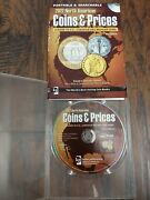 2012 North American Coins And Prices 💰guide To Coin Prices 📀 Dvd Only 📀