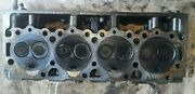 96-02 Chevy Express 6.5 Turbo Diesel Left / Right Cylinder Head Running Donor L