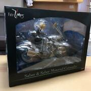 Fate/zero Saber And Saber Motored Cuirassier 1/8 Scale Good Smile Company New