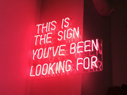 This Is The Sign You Have Been Looking For Neon Light Sign Bedroom Lamp Bar