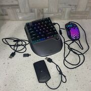 Gamesir Vx2 Wireless Gaming Keyboard And Wired Mouse Set For Pc Ps4 Xbox One/s/x