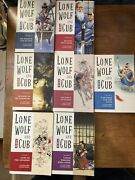 Lone Wolf And Cub 7 Lot