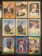 Barry Bonds - Baseball Card Lot - Rare, Valuable, Highly Collectable