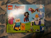 Lego Ideas Adventure Time 21308 New In Sealed Box