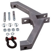 3 Point Trailer Hitch Tow Drawbar Adapter Attachment Cat 1 Tractor For Kubot