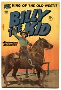 Billy The Kid 6 1951-toby-photo Cover-fn+