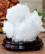 Oversized Crystal Cluster With Excellent Purification Entrance Amulet R-k955
