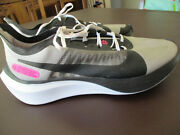 Nike Zoom Gravity Black/gray Speed Tested Running Shoes Sz 12 Bq3202006 Excelent