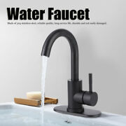 Stainless Steel Hot And Cold Faucet Farmhouse Bathroom Us Standard Matte Faucet