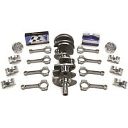 Scat 1-43804bi Rotating Assembly Competition Kit Gm Ls Series W/24 Tooth Relucto