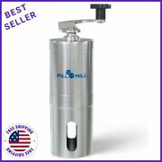 Pill Mill Pill Crusher - Crushes Multiple Tablets To A Fine Powder - Metal Pill