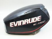 285673 Evinrude Etec 2004-2007 Engine Cover Top Cowl Hood 40 50 60 Hp 2 Cyl