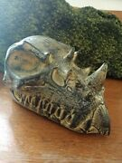 Dinosaur Head Latex Molds Mould For Making Concrete Or Plaster Statues