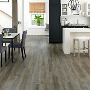 Sandalwood Waterproof 5mm Thick Plank Hdpc Flooring 1mm Attached Pad Included