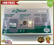 Zoeller Well Pump Control Box 1hp Steel 1010-2338 Submersible - Top Quality