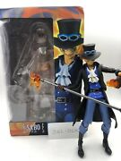 Japanese Anime One Piece Sabo Statue Figure Jouet Variable Action Heroes Rop167
