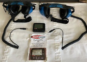 Raceceiver Truscan Pro 1600 W/ 2 Racing Radios By Diversified Electronics