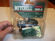 Nos Mitchell Reel 308a Ultra Light Spinning Fishing Reel. France