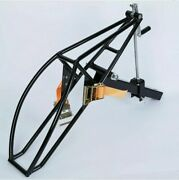 Motorcycle Receiver Hitch Hauler Trailer Tow Dolly Rack Carrier Us Stock