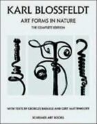 Karl Blossfeldt Art Forms In Nature Bataille, Georges Acceptable Book 0 Har