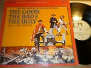 Lp 33t - The Good The Bad And The Ugly - Ennio Morricone