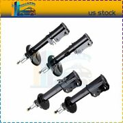 Front Rear Shocks Struts For 92-94 Toyota Camry And 92-94 Lexus Es300 Full Set