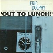 Eric Dolphy Out To Lunch New And Sealed Cd