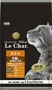 Professional Stage Cat Food Le Shut Stress 1.2kg 200g Andtimes 6 From Japan