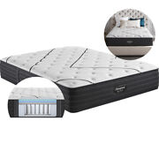 Simmons Beautyrest Black L-class Plush Mattress With T3 Pocketed Coil Technology