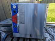 Acs American Cook Systems Ss-208 Straight Steam Electric Steamer