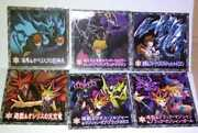 Yu-gi-oh Duel Monsters Can-included Seal Comp Set All Sheets Morinaga Minor