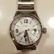 Ball Watch Automatic Stokeman Case Diameter Approximately 38 Mm From Jpn F/s